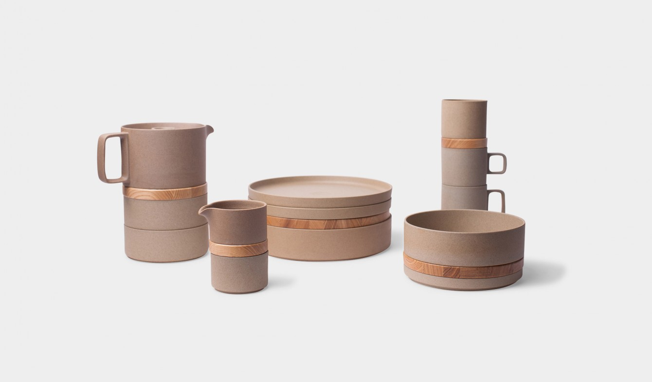 Wooden Cups and Plates